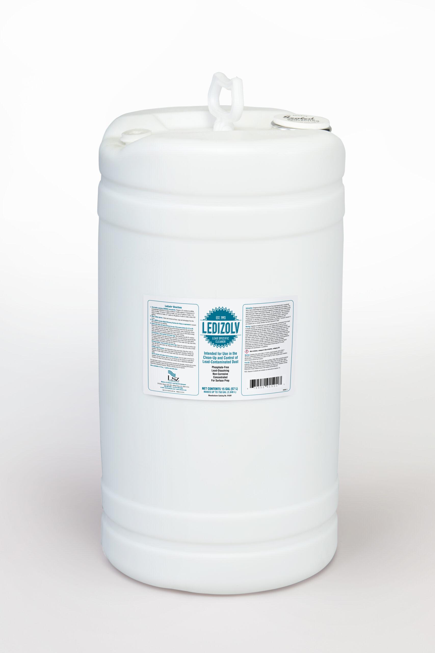 liquinox Size 15 Gallon