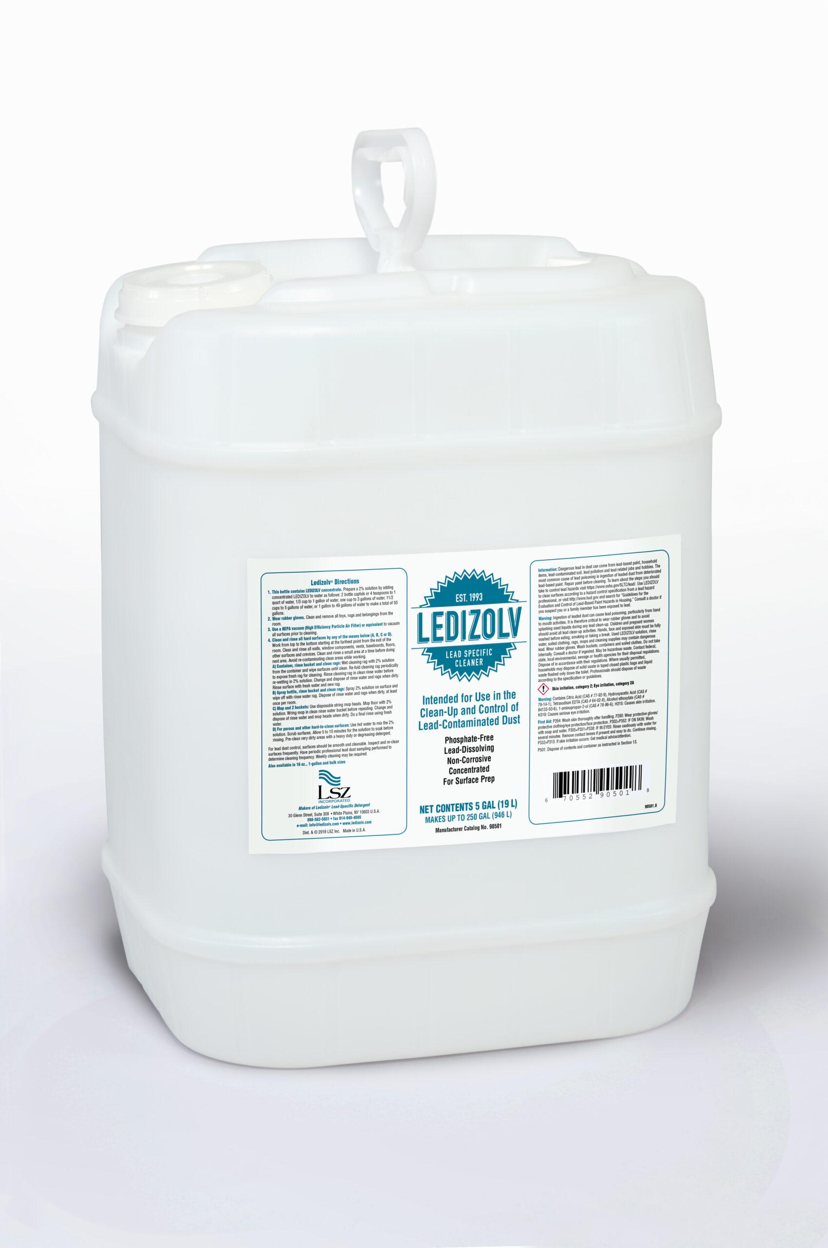 liquinox Size 5 Gallon